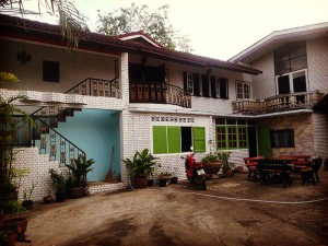 volunteer thailand dorm