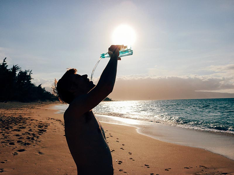 Feel free to drink the water when you volunteer in Costa Rica
