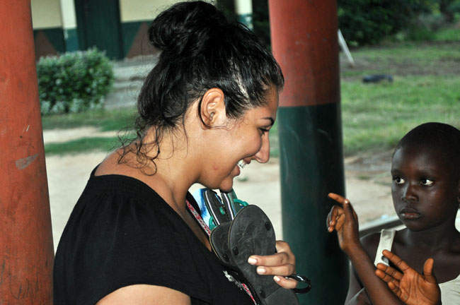 Elmira Nosratollahi