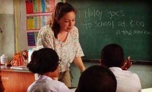 volunter thailand teaching english
