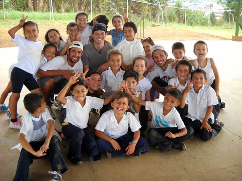 Volunteer abroad in sports education in Costa Rica