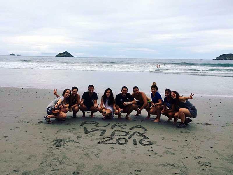 Volunteer in Costa Rica - Pura Vida