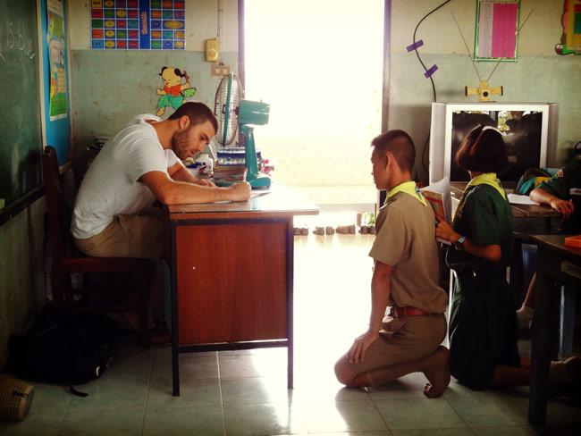 teaching-thailand